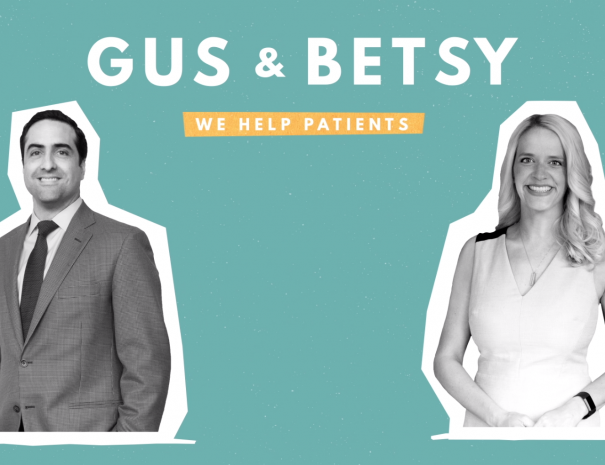 NewTri founders Gus & Betsy